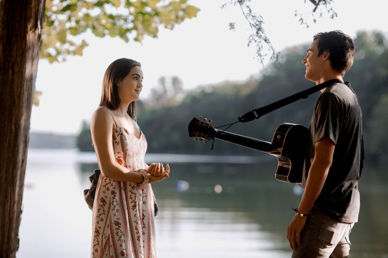 """A Week Away"""": Netflix aposta em nova história de amor """"comovente"""" com  música à mistura - Atualidade - SAPO Mag"""