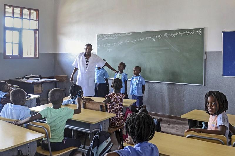 Unicef e Governo moçambicano preparam apoio ao ensino em zonas ...