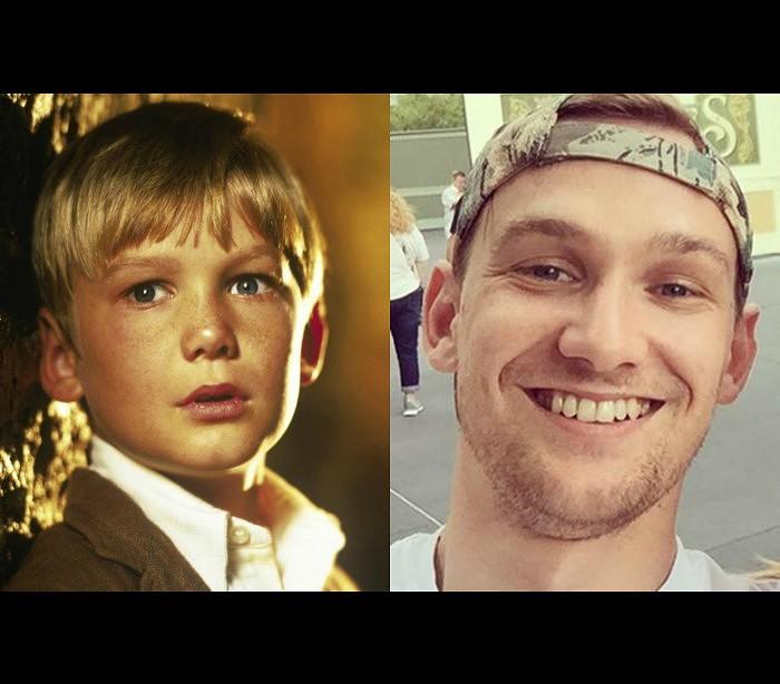 Antes e depois: Veja como cresceu o ex-ator de 'O Regresso da Múmia' -  Atualidade - SAPO Lifestyle