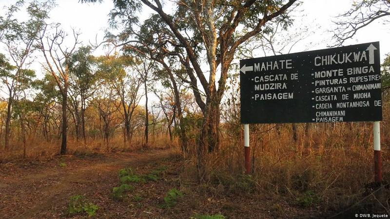 Visita guiada ao Parque Nacional de Chimanimani em imagens
