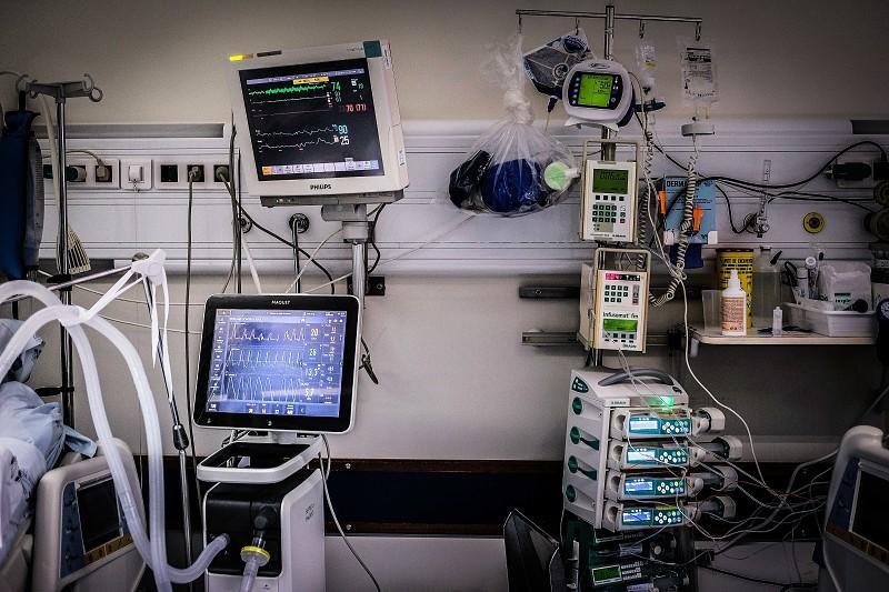 Covid-19: Hospitais terão mais 300 ventiladores até ao dia 19 de ...