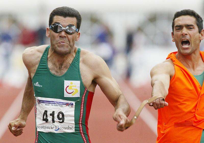Paralímpico Carlos Lopes denuncia falhas do INEM na assistência ao ...