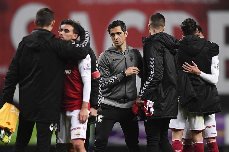 Jogadores do Sporting de Braga podem deixar confinamento coletivo ...