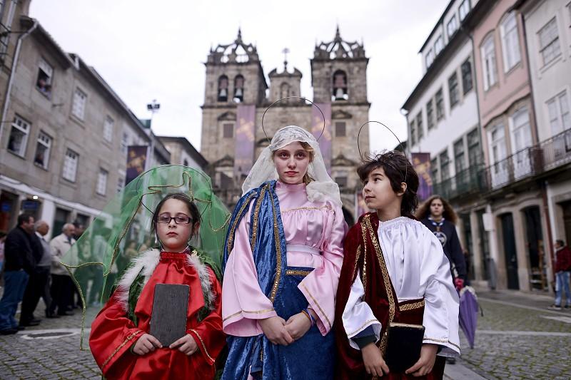 Semana Santa em Portugal: a tradição ainda é o que era - Portugal - SAPO  Viagens