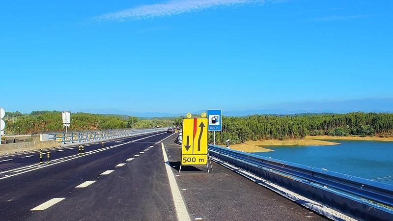 Resultado de imagem para Mau tempo: IP3 reaberto em Penacova no sentido Viseu-Coimbra
