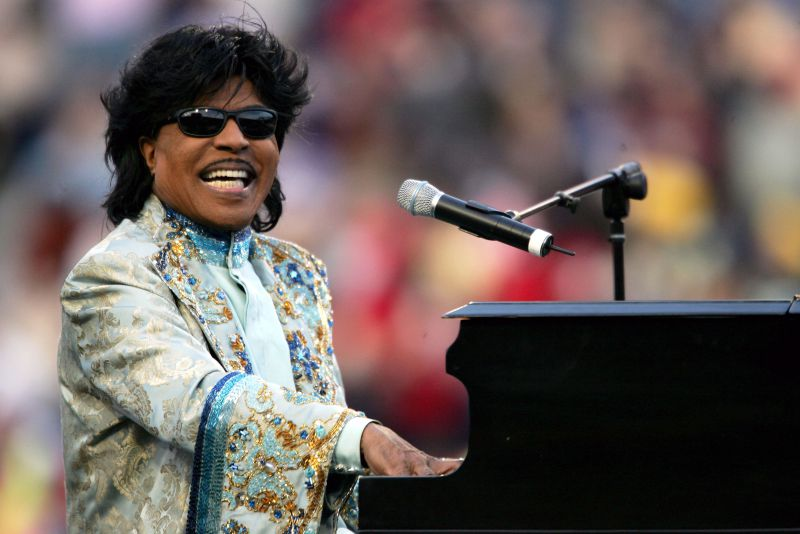 Morreu Little Richard, pioneiro do rock'n'roll que influenciou ...