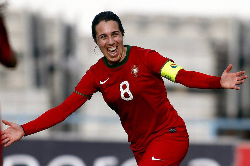 Edite Fernandes retira-se da seleção portuguesa de futebol ...