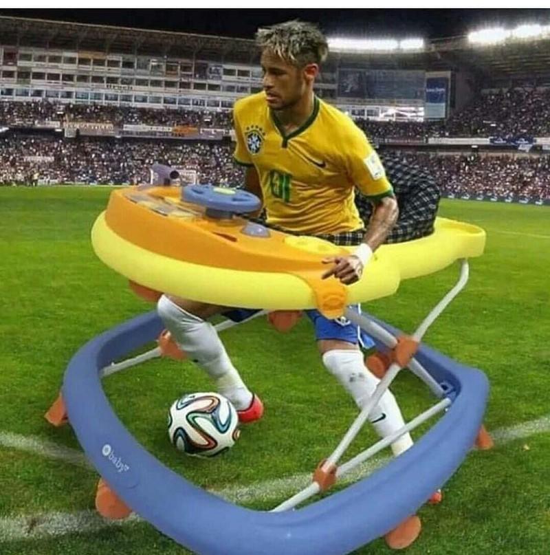 Veja os memes: Internet não perdoa e satiriza os mergulhos de Neymar -  Mundial 2018 - SAPO Desporto