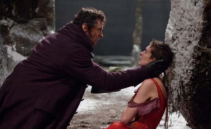 Hugh Jackman E Anne Hathaway Cantam Ao Vivo Em Os Miseráveis Atualidade Sapo Mag