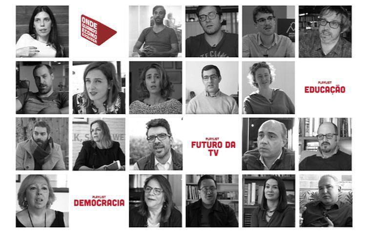 150 especialistas de várias áreas falam sobre transformação digital
