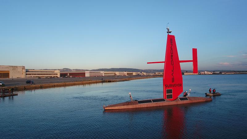 Saildrones são os novos exploradores marítimos que ajudam na luta contra as alterações climáticas
