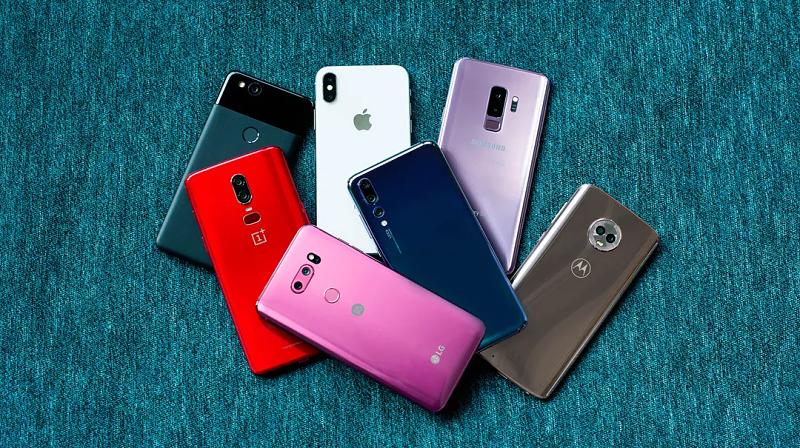 Vendas globais de smartphones 5G deverão ultrapassar as de dispositivos com tecnologia 4G em 2023