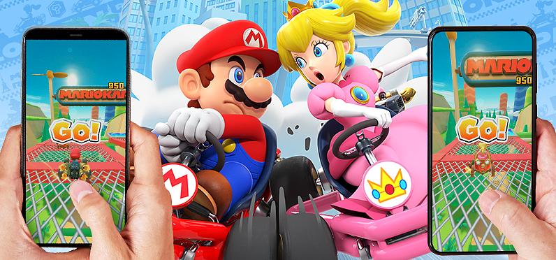 Pronto para as corridas com vários jogadores? Mario Kart Tour chega oficialmente na próxima semana