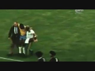 O festival de Eusébio no Mundial1966