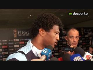 Zé Luís «O golo deu esperança» ao Gil Vicente