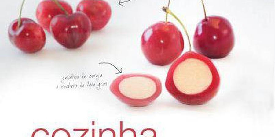 Livro cozinha com ci ncia e arte sapo lifestyle for Gastronomia molecular pdf