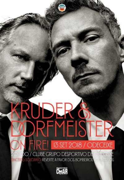 Kruder & Dorfmeister On Fire