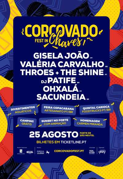 Corcovado Fest In Chaves
