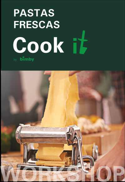 Cook It By Bimby®Pastas Frescas