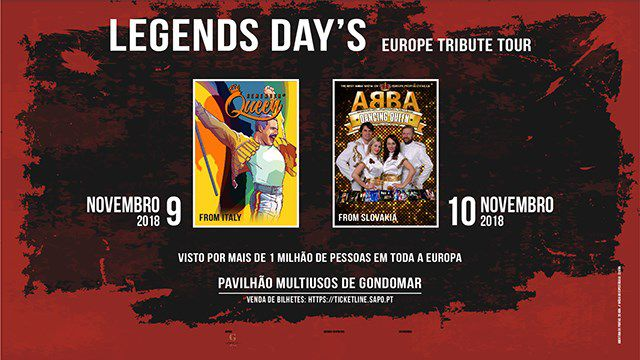 LEGENDS DAY'S