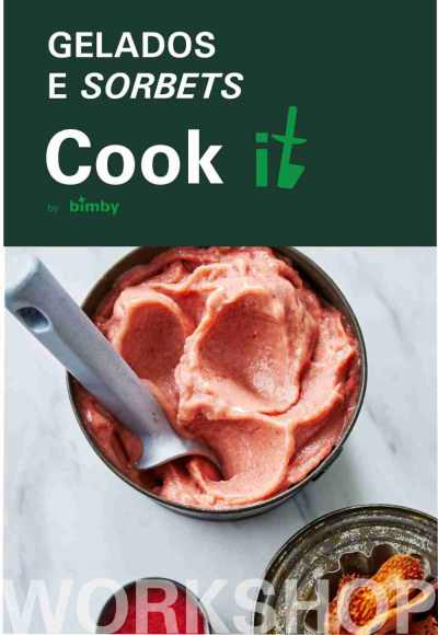 Cook It By Bimby® Gelados E Sorbets