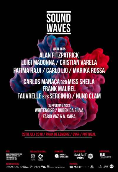 Sound Waves 2018