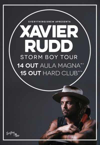 Xavier Rudd - Storm Boy Tour