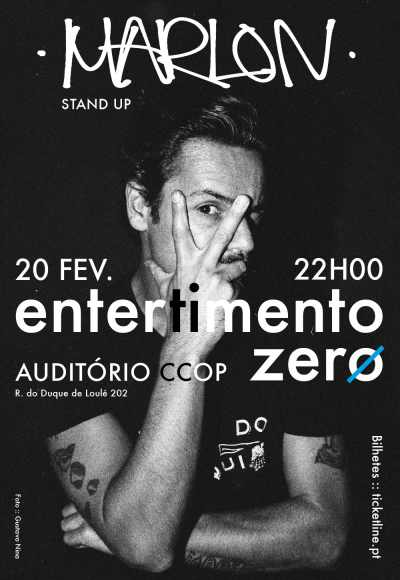 Entertimento Zero | Marlon