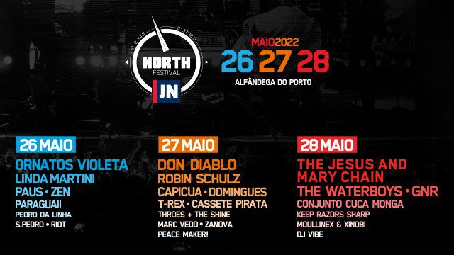 NORTH MUSIC FESTIVAL 2021