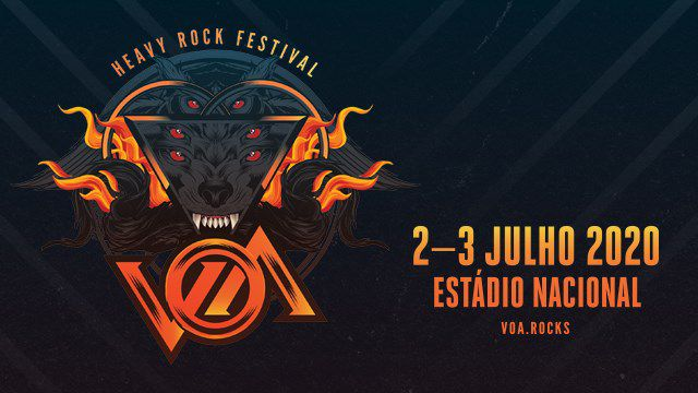VOA 2020 | HEAVY ROCK FESTIVAL