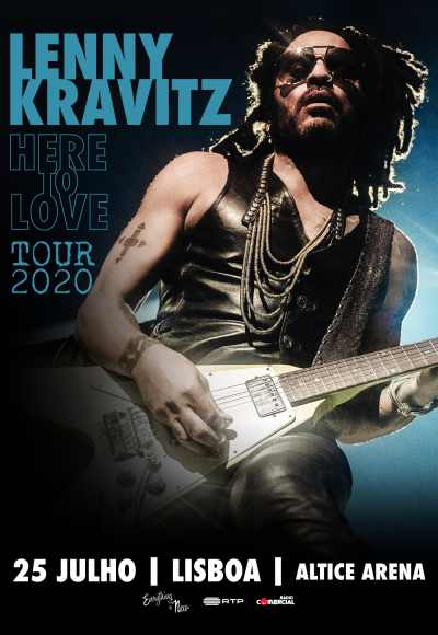 Lenny Kravitz - Here To Love Tour 2020