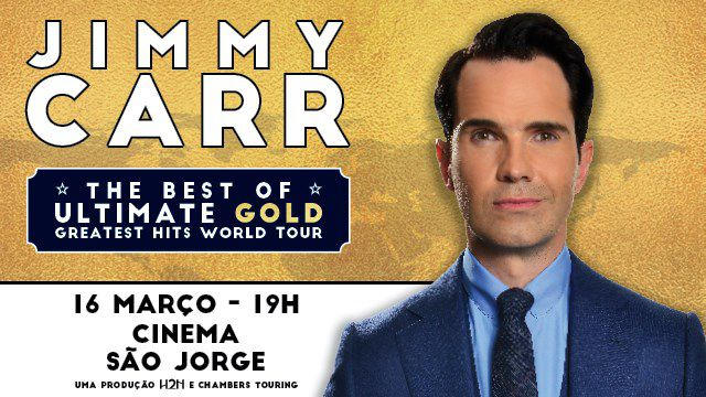 JIMMY CARR-THE BEST OF ULTIMATE GOLD GREATEST HITS