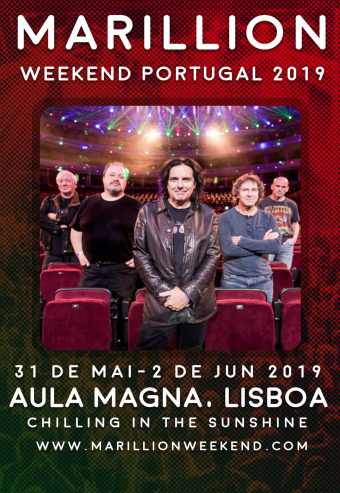 Marillion Weekend Lisbon Portugal
