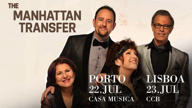 THE MANHATTAN TRANSFER