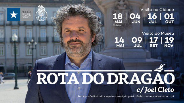 ROTA DO DRAGÃO COM JOEL CLETO