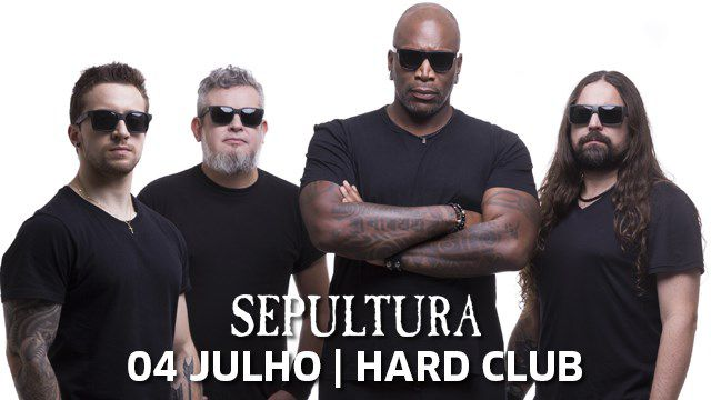 SEPULTURA | SPECIAL GUESTS : EQUALEFT
