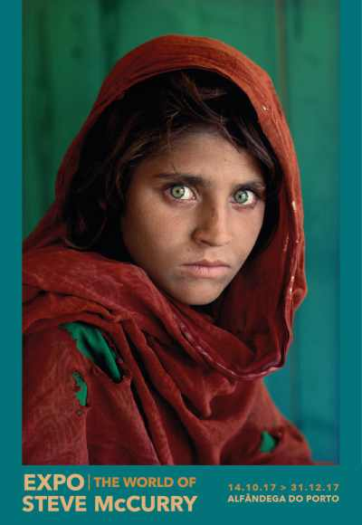 The World Of Steve Mccurry Exhibition
