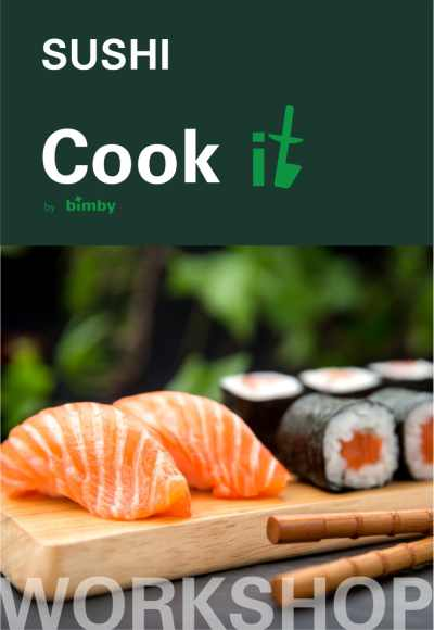 Cook It By Bimby® Workshop Sushi Nivel I