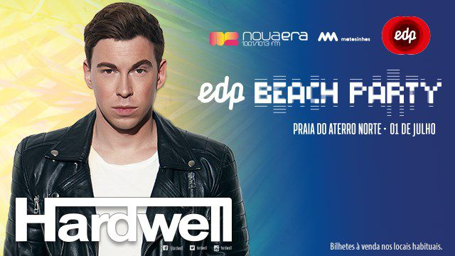 NOVA ERA APRESENTA EDP BEACH PARTY