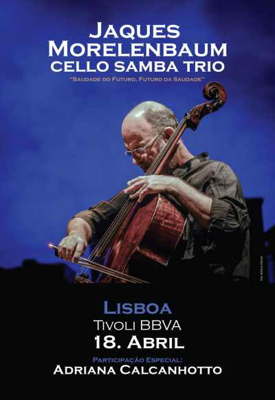 Jaques Morelenbaum Cello Samba Trio