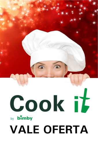 Cook It By Bimby® Workshop - Vale Oferta 2018