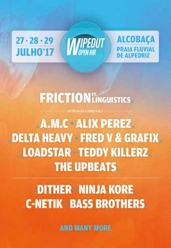 Wipeout Open Air 2017
