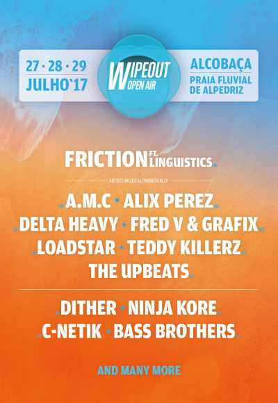 Wipeout Open Air 2017 - Passe Geral