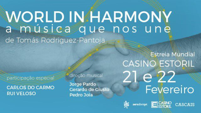 WORLD IN HARMONY - ESPETÁCULO MUSICAL SOLIDÁRIO