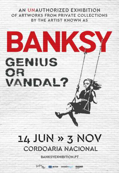 Banksy - Genius Or Vandal?