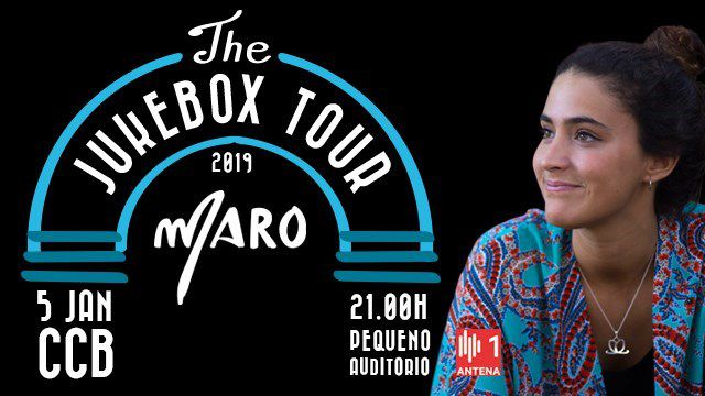 THE JUKEBOX TOUR 2019 - MARO
