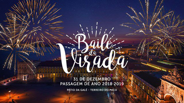 BAILE DA VIRADA - NEW YEAR'S EVE 18/19