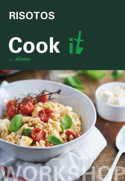 Cook It By Bimby®Risoto(Restelo)