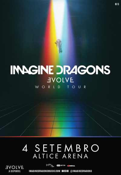 Imagine Dragons - Evolve World Tour