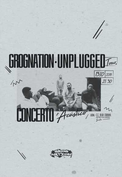Grognation Unplugged Tour